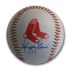 Autographed Dwight Evans Fenway 100Th Anniversary Logo Baseball ( Authenticated)