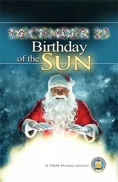 December 25 - Birthday of the Sun. The modern Christmas celebration has ancient roots in mystic sun worship. Find out the shocking truth behind this flagship of human holidays. Pagan Christmas, Modern Christmas, Revelation 17, Christian Holidays, Sun Worship, Babylon The Great, World Religions, Christianity, Literature