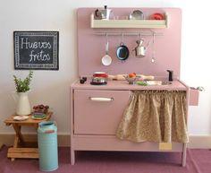 Macarena Bilbao, cocinitas preciosas y artesanales para niños http://www.minimoda.es