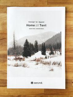 Snow Peak  Concept for apparel