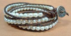 Wrap Bracelet | Funky Hannah's | March 5, 2015
