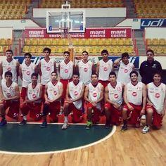 División de honores para la selección de baloncesto de la UP Bonaterra en su viaje a Veracruz y Puebla ~ Ags Sports