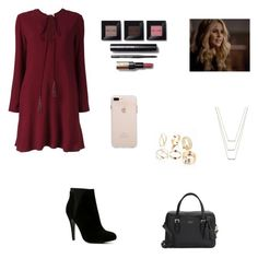 """""""Rebekah Mikaelson - Three (Always and Forever)"""" by vanessasantos941 ❤ liked on Polyvore featuring Chloé, ALDO, Bobbi Brown Cosmetics, Kate Spade and ERTH"""