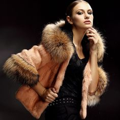 fur fashion directory is a online fur fashion magazine with links and resources related to furs and fashion. furfashionguide is the largest fur fashion directory online, with links to fur fashion shop stores, fur coat market and fur jacket sale. Bold Fashion, Fur Fashion, Rabbit Fur Coat, Fur Clothing, Fabulous Furs, Fur Jacket, Fur Trim, Classy Outfits, Half Sleeves