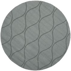 @Overstock - Add a new touch of color to your home decor with this contemporary style rug. Safavieh's Impressions Collections features an extra thick New Zealand wool pile.http://www.overstock.com/Home-Garden/Handmade-Timeless-Grey-New-Zealand-Wool-Rug-5-Round/7646101/product.html?CID=214117 $101.74