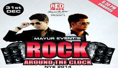 Rock Around The Clock – #NewYear #Party in #Pune on December 31, 2013
