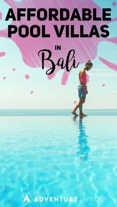 Planning a relaxing Bali getaway? These private pool villas in Bali have everything you need and more for an unforgettable trip without breaking the bank! Bali Travel Guide, Asia Travel, Travel Guides, Budget Travel, Travel Tips, Sri Lanka, Laos, Lovina Bali, Places To Travel