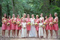 Oak Hollow Farms Wedding ~ Fairhope Alabama ~ stacy richardson photography