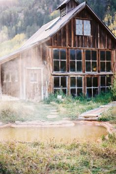 Dunton Hot Springs - a lovely picture