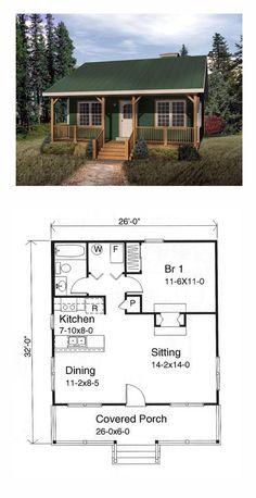 Tiny House Floor Plans Under 800 sq ft