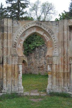 Claustre de San Juan de Duero Sòria