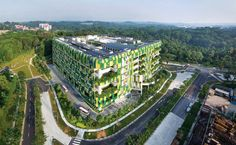Surbana's design footprints - red-dotting the world | News | Eco-Business | Asia Pacific