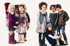 United Colors of Benetton Toddler Fall Winter 2013 Collection