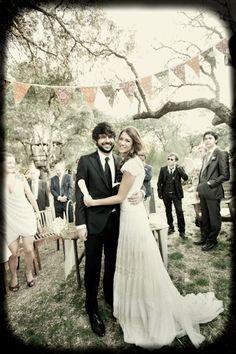Bodas del mundo: una boda campestre de cuento |