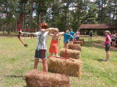 American Heritage Girls Learn Valuable Outdoor Skills   Trailblazer Adventure Program