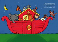Het verhaal van Noach Elmer The Elephants, Infant Curriculum, Snowflake Craft, Christian Religions, Kid Rock, Sunday School, Easter Bunny, Safari, Arts And Crafts