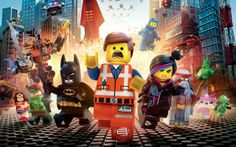 Esta semana en cartelera: La Lego Película