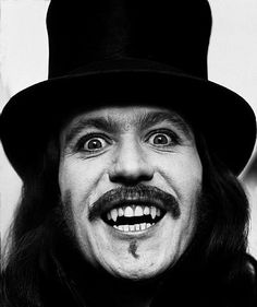 Gary Oldman by Herb Ritts (you gotta love Gary... and it is pretty obvious he was having a ball playing Dracula)