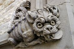 The Adventures of Kathryn & George: The Gargoyles of Parliament Hill