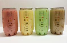daily rice wine by heeram park, via Behance