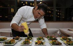 Chefs famosos preparam um evento com pratos incomuns com ingredientes do Mc Donald's