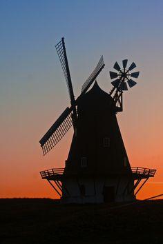 Sønderho Mill, Fanø , Denmark