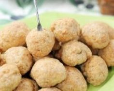 Boulettes chèvre paprika Tapas, Cereal, Muffin, Snacks, Dinner, Breakfast, Ethnic Recipes, Nouvel An, Foods