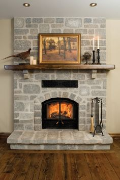 1000+ ideas about Gas Fireplace Mantel on Pinterest ...