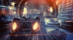 Rock N'Roll Racing + Tron + F-zero = VW Golf GTI - Out Of This World by kaism