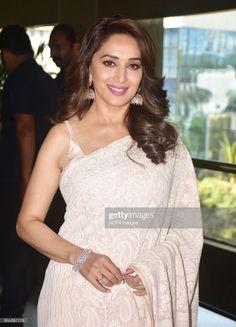 Madhuri Dixit, Indian Film Actress, Timeless Beauty, Still Image, Bollywood Actress, Presentation, Product Launch, Saree, Actresses