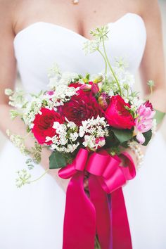 Photography : Allison Hopperstad Photography  Read More on SMP: http://www.stylemepretty.com/virginia-weddings/charlottesville/2015/03/16/elegant-pink-purple-wedding-inspiration-at-trump-winery/