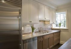 Learn how a small kitchen remodel works, as well as how you can do it for the lowest possible cost.