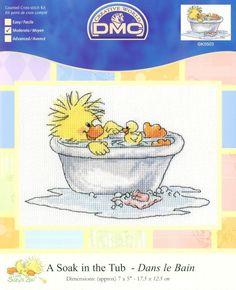 A Soak in the Tub 1/3