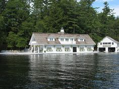 Boat House Oh my gracious !!  My heaven