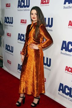 Selena Gomez at UCLA SoCal's Annual Bill Of Rights Dinner in Beverly Hills 11/17/2019. #selenagomez  #selenagomezstyle #celebrity #fashion #clothing #closet #celebrityfashion #celebritystyle #celebritystreetstyle #streetfashion #streetstyle