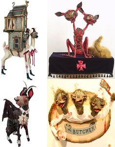 Not all dolls are for children – as evidenced by the incredibly bizarre and amazing art dolls, puppets and sculpture of these 15 artists. Creepy Hand, Plastic Doll, Creepy Dolls, Doll Parts, Soft Dolls, Handmade Dolls, Fun Time, Stop Motion, Ball Jointed Dolls