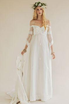 Rue De Seine original vintage Joplin Gown