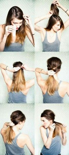 tutorial: hairstyle