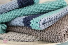 DIY chrochet knitting Havets Sus Denmark