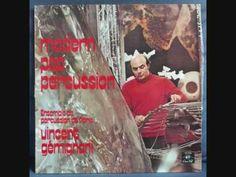 """VINCENT GEMIGNANI, """"Insidieusement Les Elfes"""", Modern Pop Percussion LP, 1970, France"""