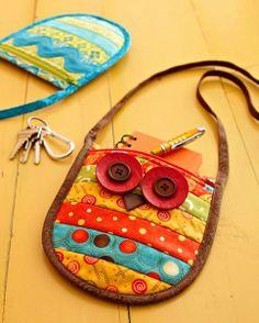 Маленькая сумочка, сова
