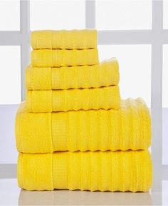 Bliss Pima Super soft absorbent luxury Face Cloth Stylish Saffron