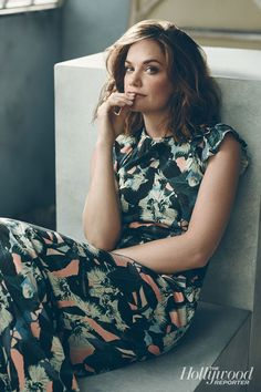 Ruth Wilson is gorgeous and talented. Love her