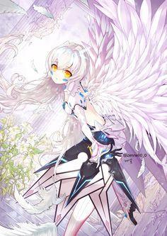Eve - Code: Battle Seraph (Elsword)