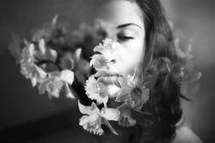 Tina Kazakhishvili : 'Double Exposure' Series (Photography ...