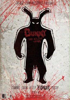 #BunnyTheKillerThing poster. #PinterestHorrorBest https://t.co/rwFvxUJh8O