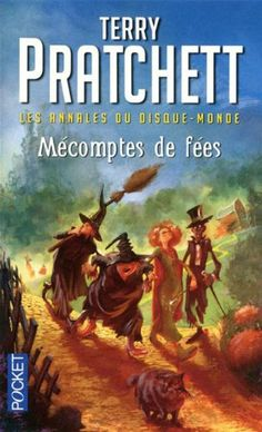 Disque-Monde, T12 : Mécomptes de fées: Amazon.fr: Terry Pratchett: Livres
