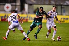 Blog Esportivo do Suíço:  Palmeiras vira contra o Santos, quebra tabu e está nas quartas
