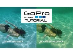 GoPro Tutorial: How to edit and get clear underwater footage - YouTube