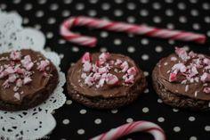 Marian pieni leipomo: Candy cane cookies